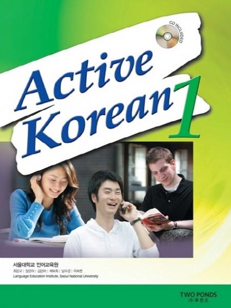 Active Korean 1 mit Audio CD