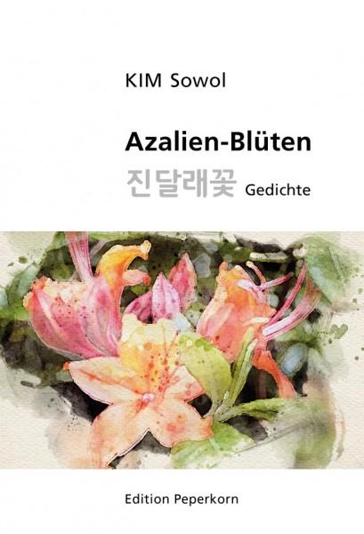 Azalien-Blüten