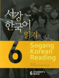 New Sogang Korean Reading 6 Studentbook (with CD)