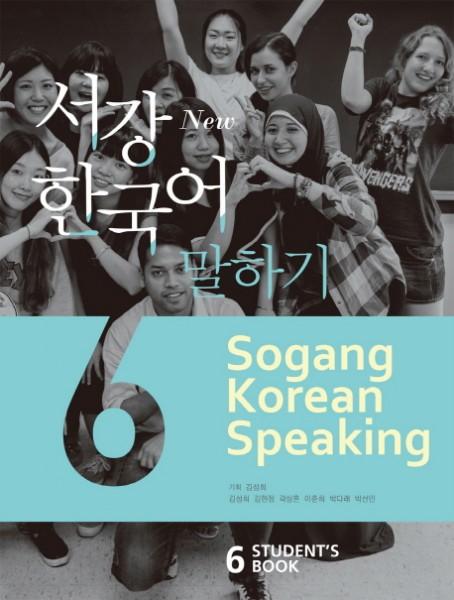 New Sogang Korean Speaking 6 Studentbook (with CD)