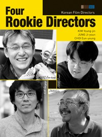 Four Rookie Directors - Korean Film Directors