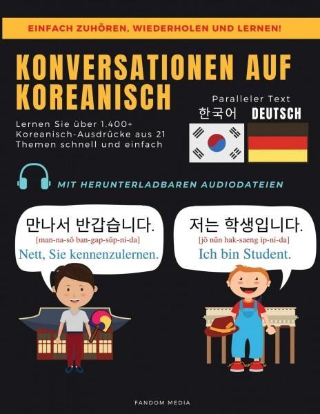 Konversationen auf Koreanisch