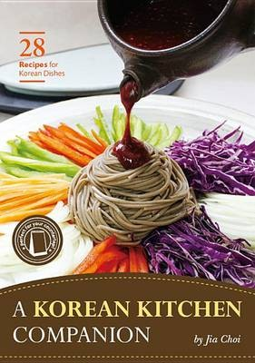A Korean Kitchen Companion