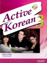 Active Korean 3 mit Audio CD