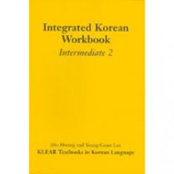 Integrated Korean: Intermediate 2 Workbook