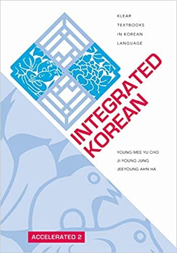 Integrated Korean: Accelerated 2 Textbook