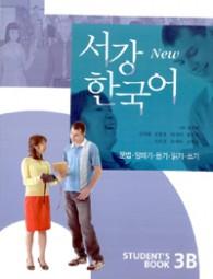 New Sogang Korean 3B Student's Book