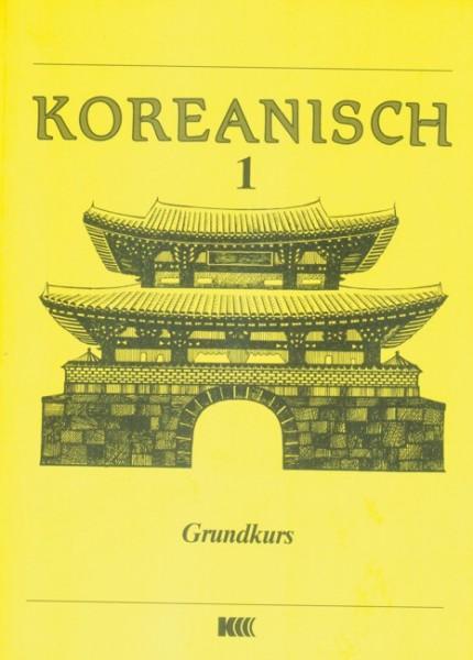 Koreanisch 1 Grundkurs - Antiquarisches Exemplar