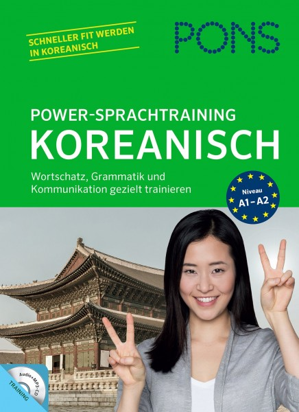 PONS Power-Sprachtraining Koreanisch | mit Audio-CD