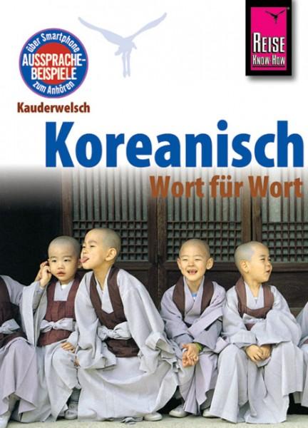 Kauderwelsch Koreanisch Wort für Wort - Sprachführer