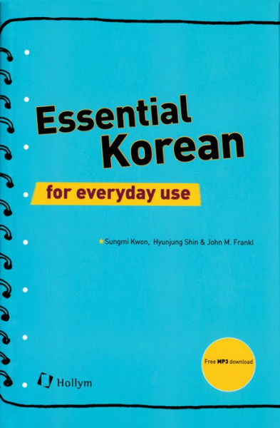 Essential Korean for Everyday Use | with MP3-Download