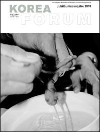 Korea Forum 2010 - Gesellschaft - Politik - Kultur
