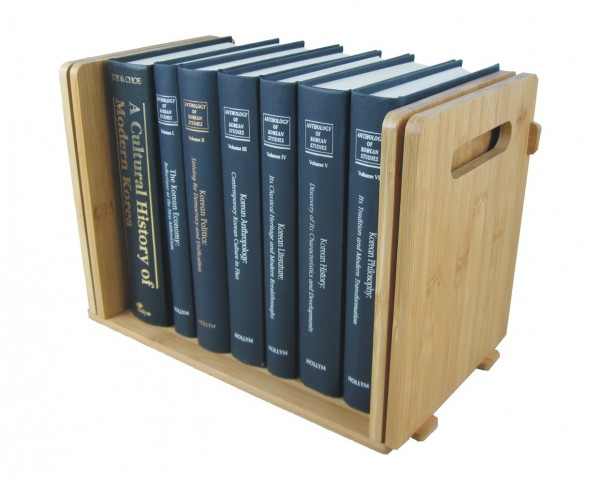 MyLibrary Bookcase Mini-Library Bamboo