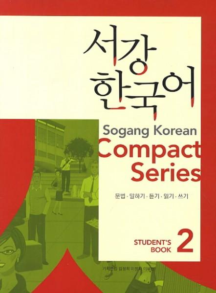 New Sogang Korean 2 Compact (Book+CD)