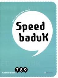 Speed Baduk - Level 7-8-9 - Lösungsbuch