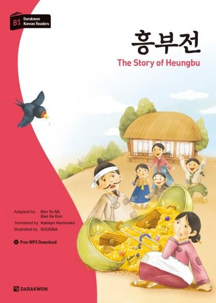 Darakwon Korean Readers B1 The Story of Heungbu