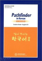 Pathfinder in Korean 2 (Low Intermediate): Studentbook + CD