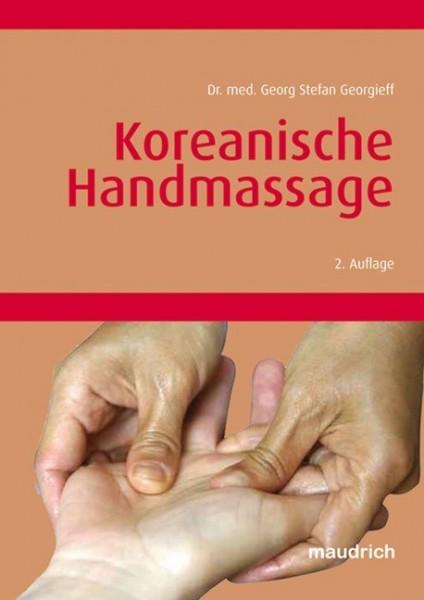 Koreanische Handmassage