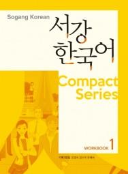 New Sogang Korean 1 Compact Series Workbook