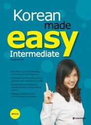 Korean Made Easy Intermediate (Book + MP3 CD)