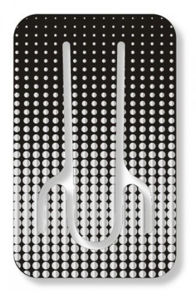 Flexistand Silver Dots - Handyaufsteller - Phone Stand
