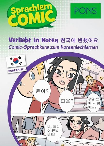 PONS Power-Sprachtraining Koreanisch | mit Audio-CD