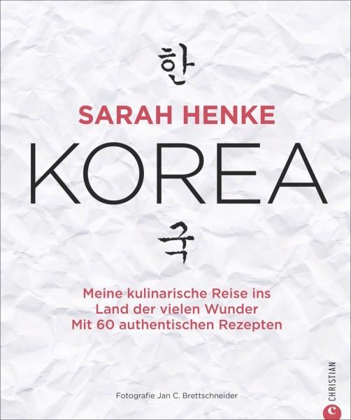 Sarah Henke: Korea