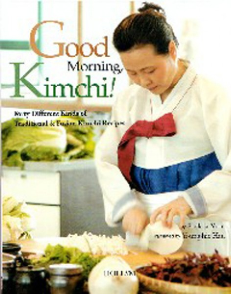 Good Morning In Korean Slang : Good morning kimchi cooking books in english