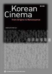 Korean Cinema from Origins to Renaissance